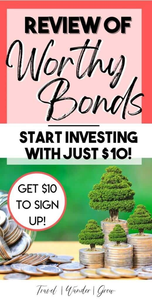 Looking to start investing for beginners? Then you should check out Worthy Bonds. Get ideas and tips to start investing in bonds for beginners. How to invest money. Investing money for financial freedom. Investing money ideas. Wealth Building ideas.