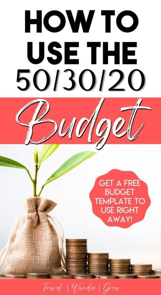 The 50/30/20 Budgeting Method is one of the easiest ones to use to get your finances in order easily. If you want to get better at seeing where your finances are, and focus on building wealth. Get details on the method for budgeting, along with a free budgeting spreadsheet and calculator that you can use yourself! The template can be used in Excel and Google Sheets as well.